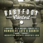 BabyFoot Contest (3)